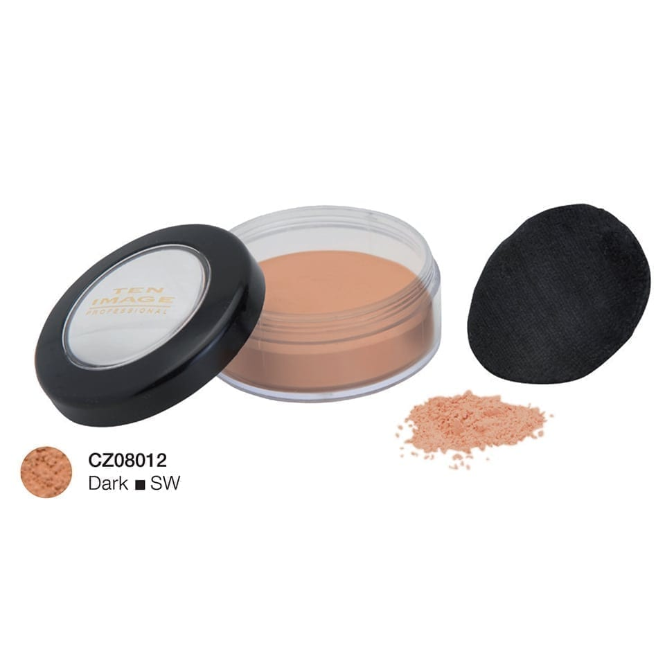 Ten Image Professional Translucent Illuminating Powder