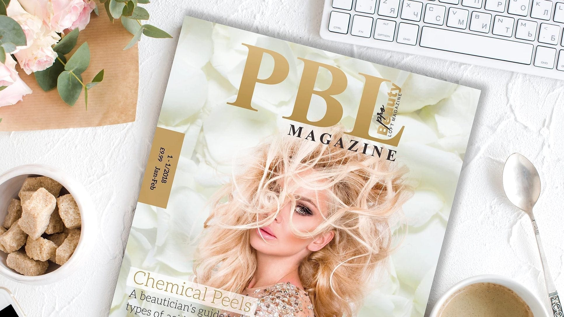 PBL Magazine Feature