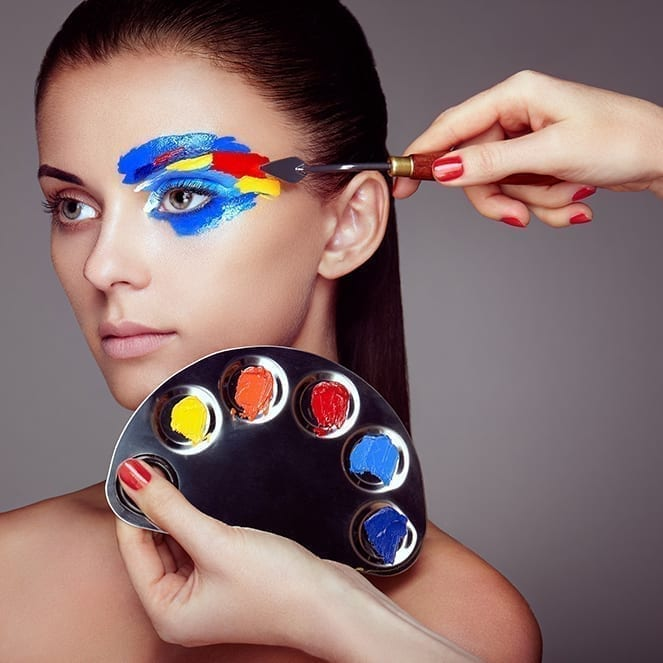 Be A Makeup Model For Our Students - Seventa Makeup Academy