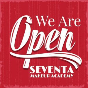 Seventa Makeup Academy Is Open
