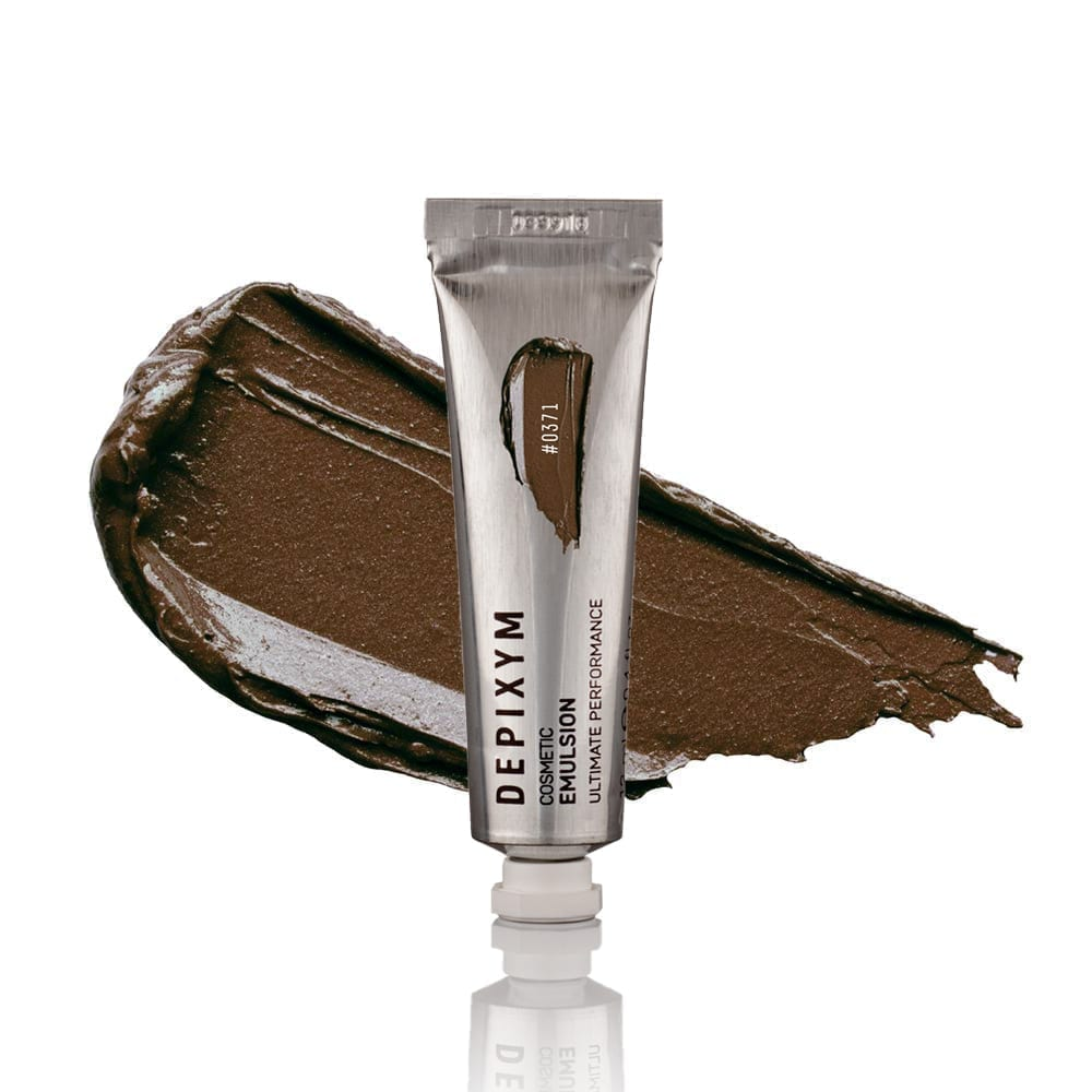 0371 - Warm Dark Brown - Depixym Cosmetic Emulsions