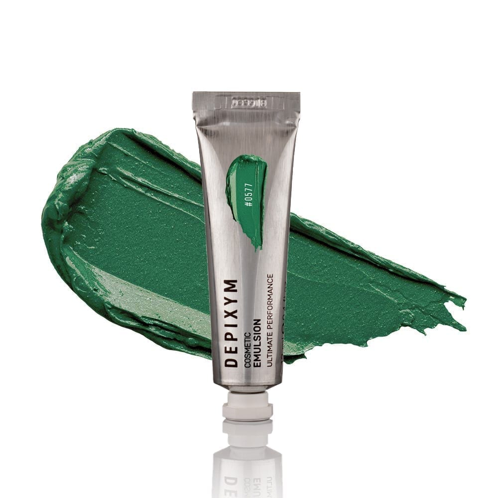 0577 - Emerald Green - Depixym Cosmetic Emulsions