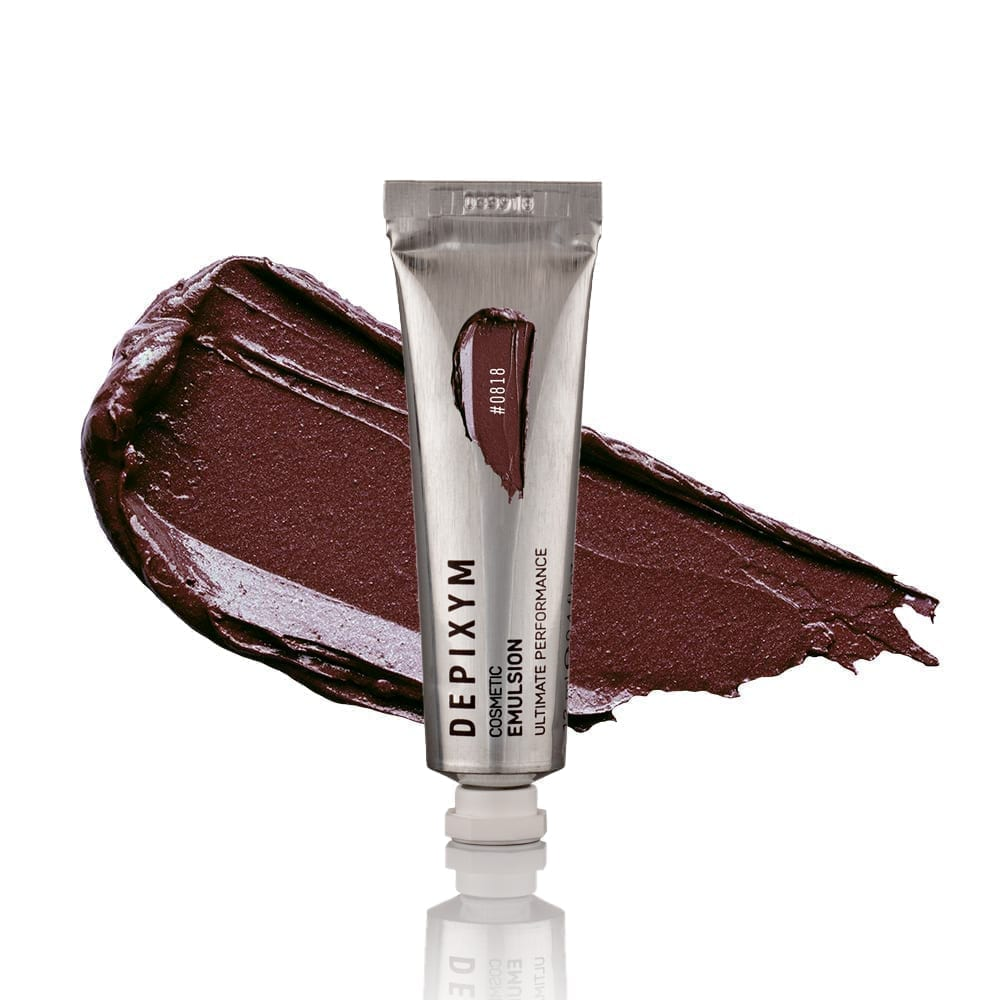 0818 - Dark Purple Red - Depixym Cosmetic Emulsions