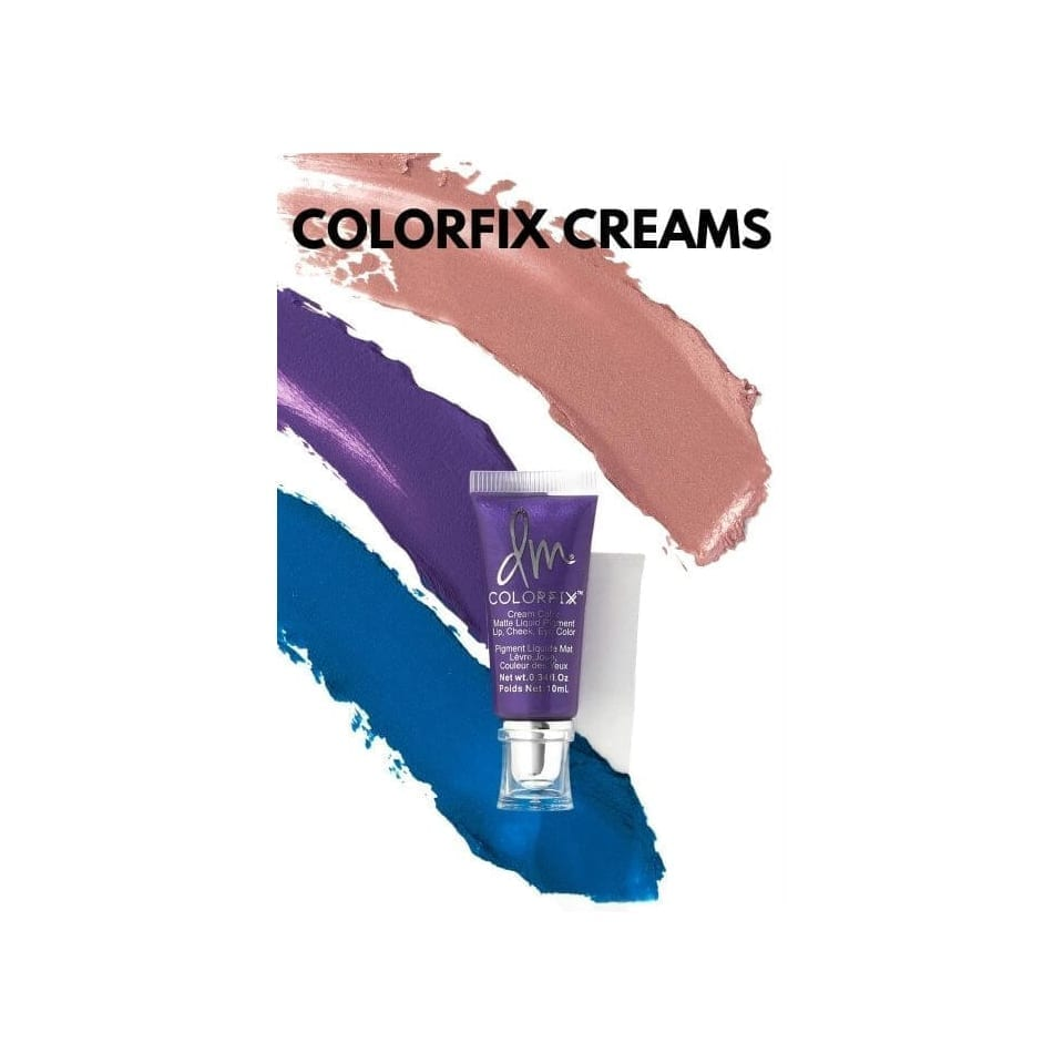 Colorfix Creams - Metallics- Danessa Myricks Beauty