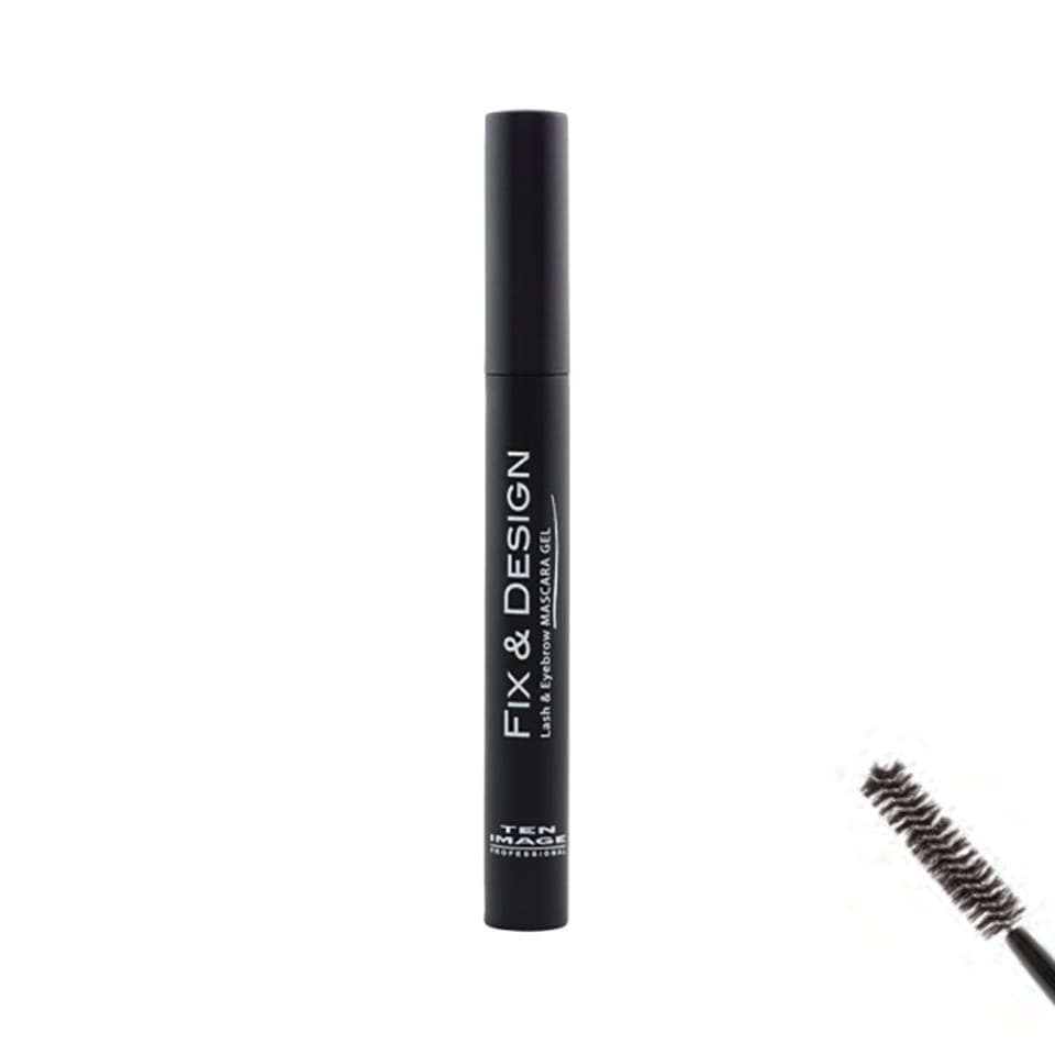 Fix & Design - Lash & Eyebrow Mascara Gel - Ten Image Professional