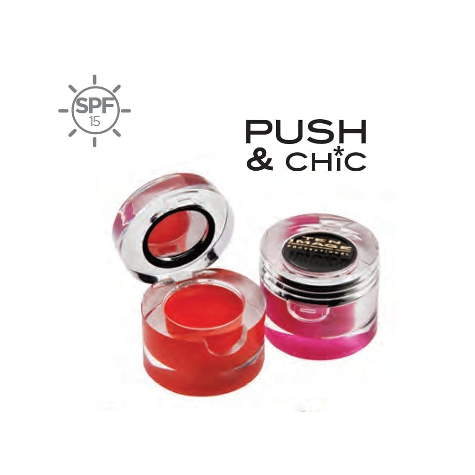 Push&Chic Treating Volumizer Gloss - Ten Image Professional