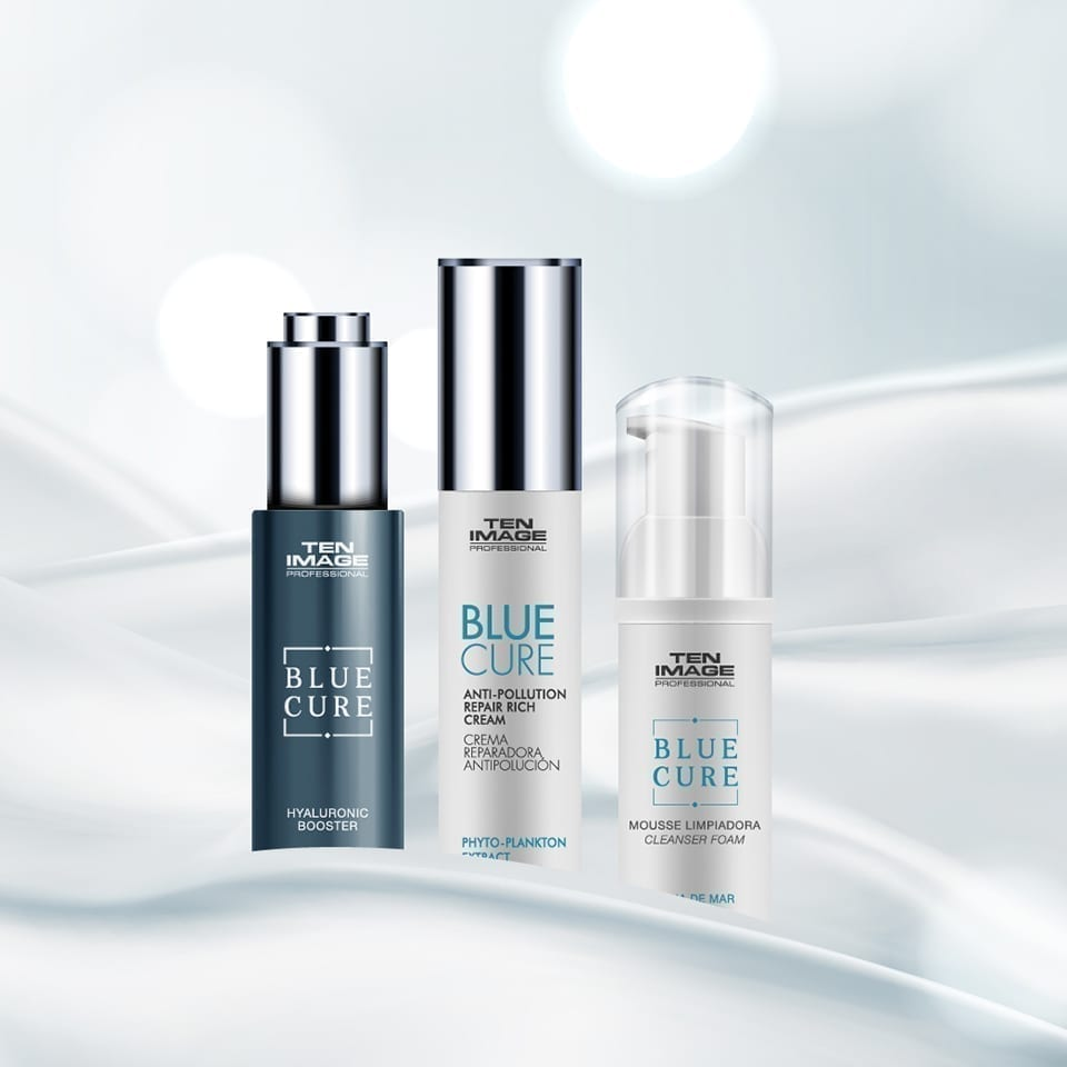 The Blue Cure Collection - Ten Image Professional - Seventa Makeup Academy