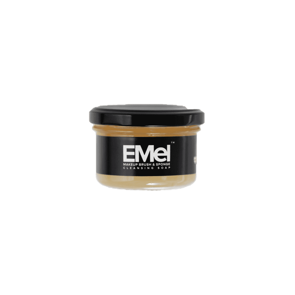 Emel Makeup Brush & Sponge Cleansing Soap - Seventa Makeup Academy